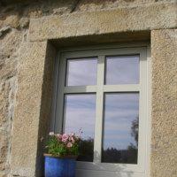 Bild Magnolienhaus - Fenster